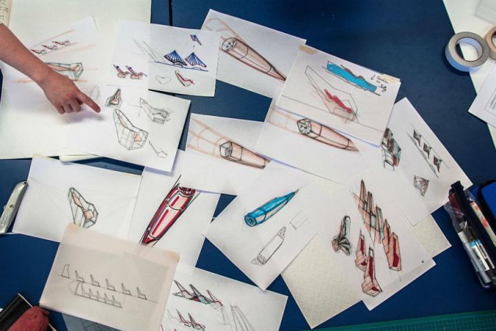 HypED pod designs