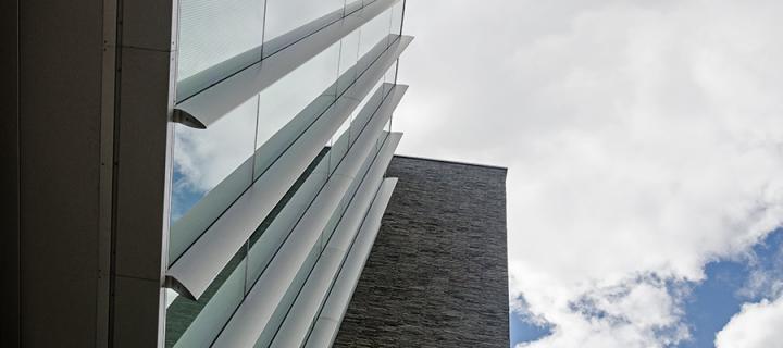 IGMM building skyline