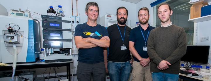 IGMM mass spectrometry