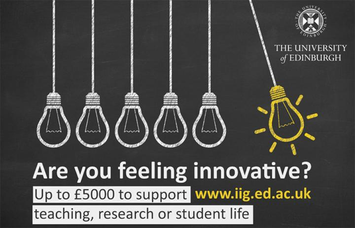 Are you feeling innovative?