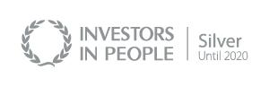Investors in People silver banner