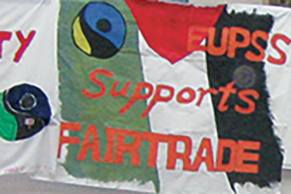 Fairtrade flag
