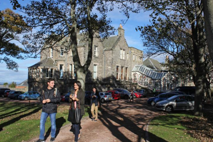 Image of St Andrews University