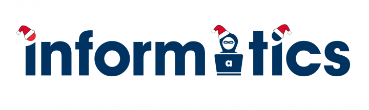 Informatics Cyber Security Christmas Lectures logo