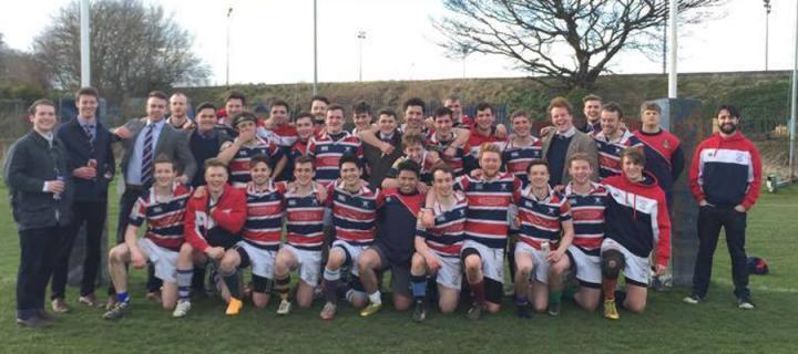 Joe Holloway rugby