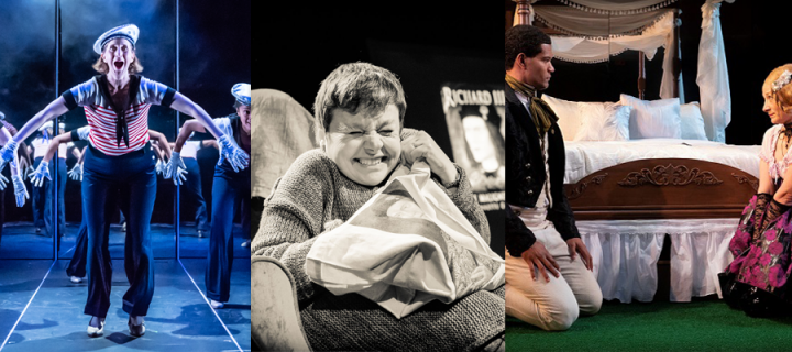 Images from shortlisted productions