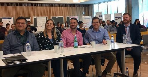 PhD Expo 2018 judges