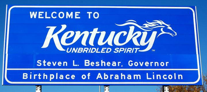 kentucky sign