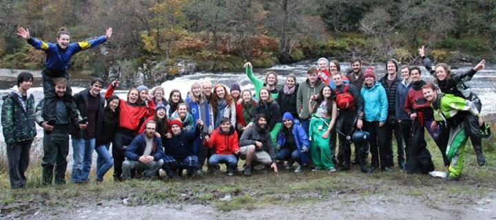 Edinburgh University Canoe Club