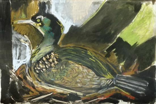 Kittie Jones - Nesting Shag