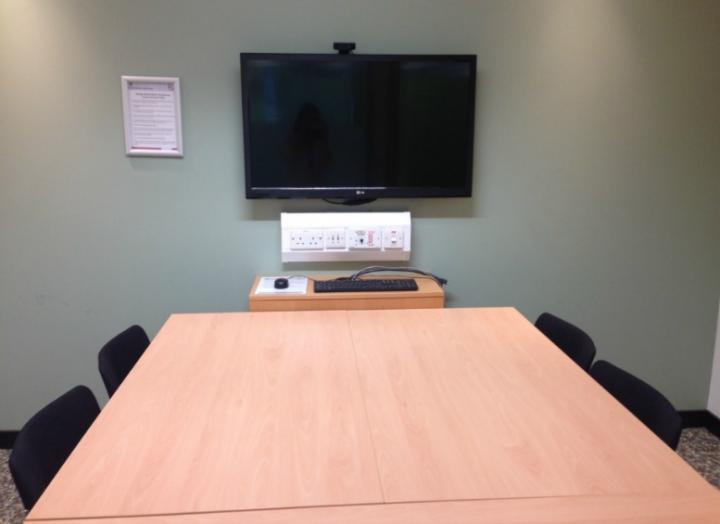 LG.03 Group Study Room