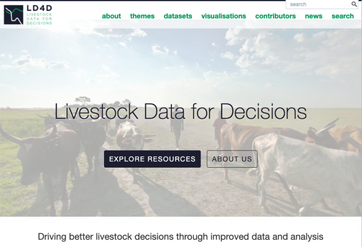 Livestockdata.org aims to communicate the best available data and evidence on livestock health and productivity.