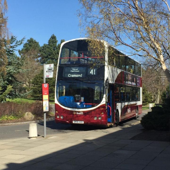 Lothian 41 bus