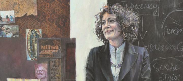 Marcela Althaus-Reid portrait