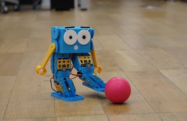 Image of Marty the Robot