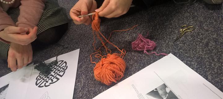 Mathematics of knots