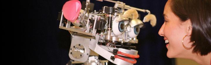 Humanising robots   The University of Edinburgh