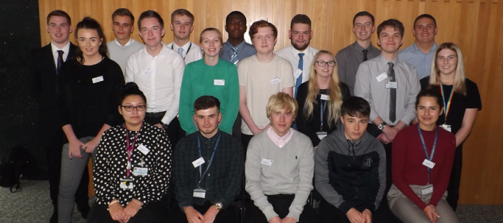 Modern Apprentices 2018