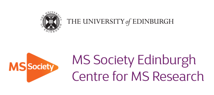 MS Society Edinburgh Centre for MS Research logo