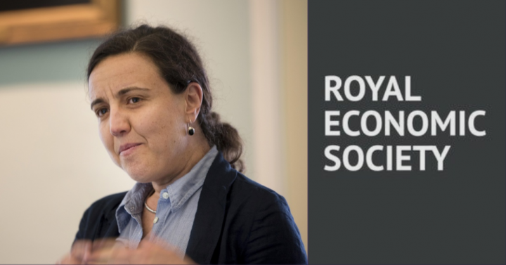 Maia Guell Royal Economic Society