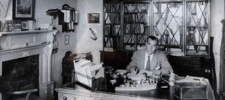 Neil Paterson in his study