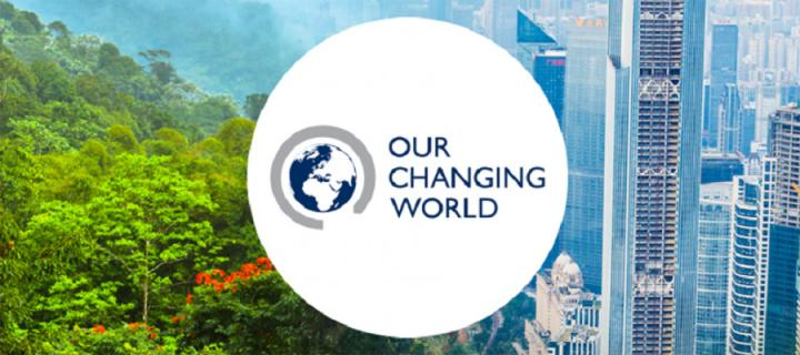 our changing world 2018
