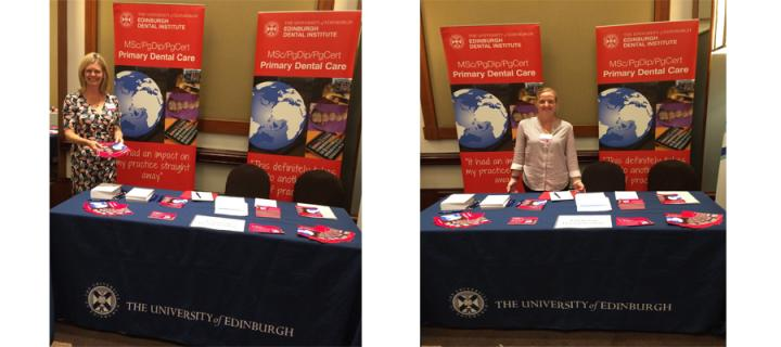 Oonagh Lawrie at the BDA Scottish Conference