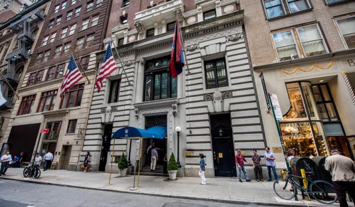 The Penn Club of New York