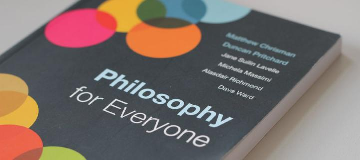 Philosophy for Everyone book cover
