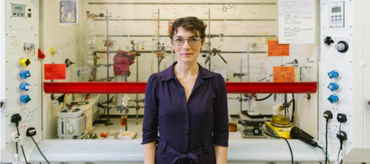Image of Professor Polly Arnold