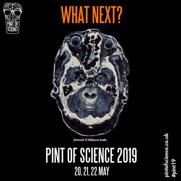 Pint of Science poster