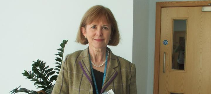 Image of Professor Moira Whyte appointed as Head of CMVM