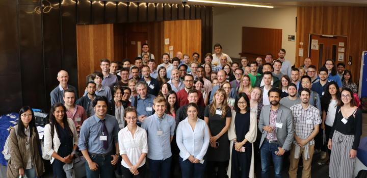 Researchers from Proteus, SPHERE and i-Sense gathered at a conference