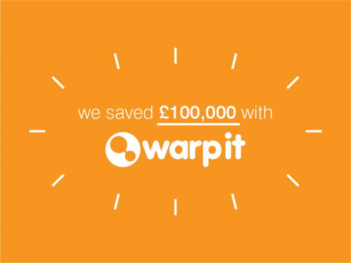 Warpit £100,000