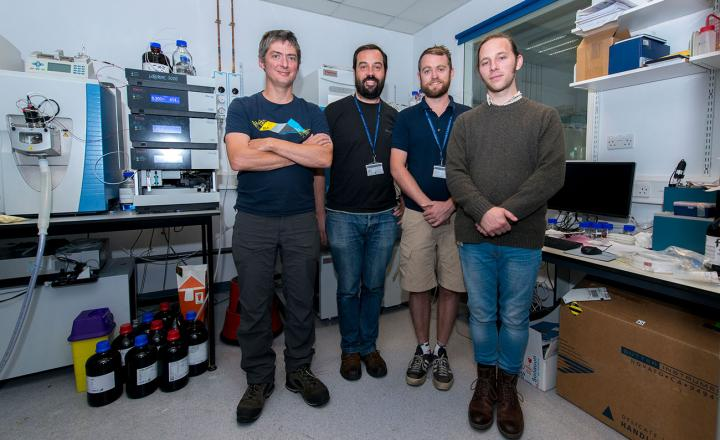 Recent successes of the IGMM Mass Spectrometry Facility team
