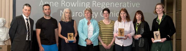 Sustainability Awards staff