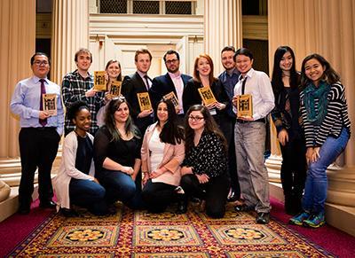 Sustainability Awards Ceremony 2017 residence awards