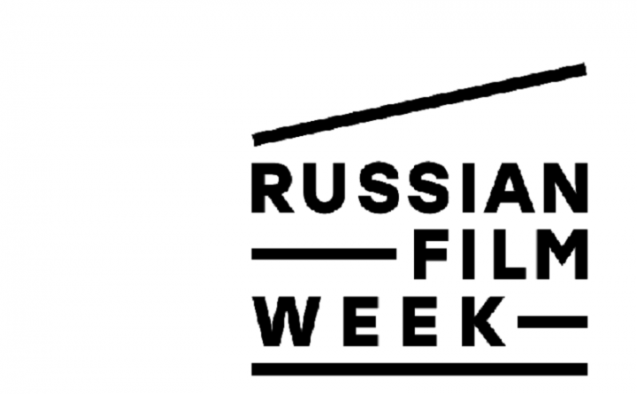 Russian film week logo