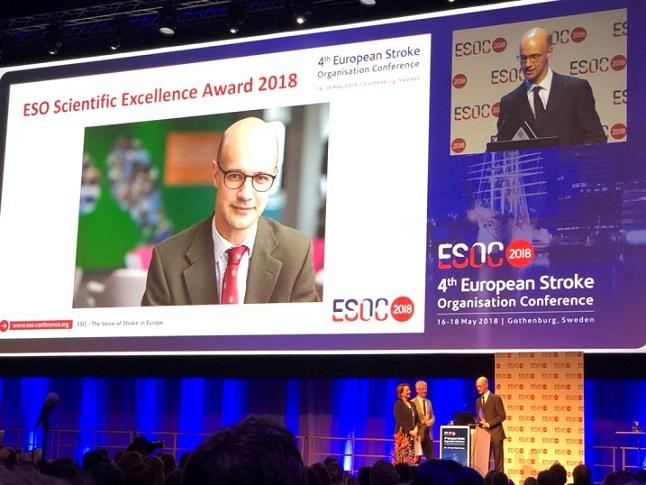 Prof Rustam Salman, ESO Scientific Excellence Award