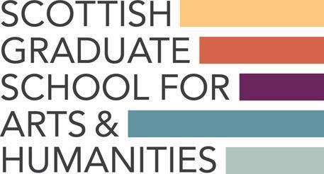 Scottish Graduate School for Arts and Humanities logo