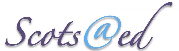 Scots at Ed logo