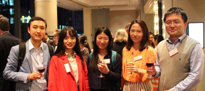Alumni in Shanghai