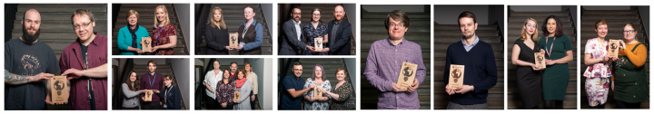 2019 Offices still accredited Sustainability Awards