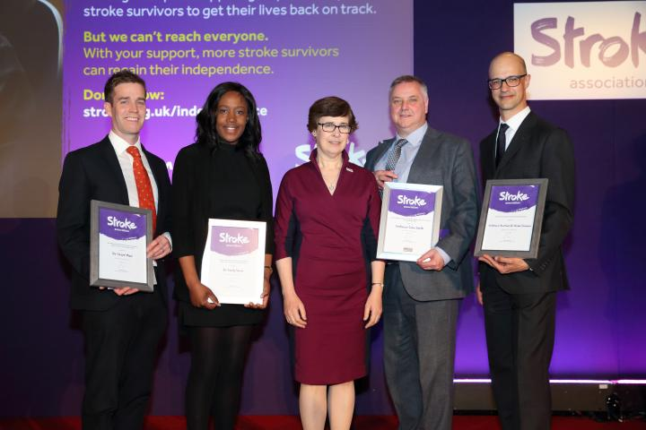 Stroke Association Awards 2018