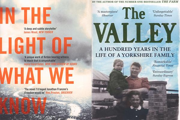 Covers of the winning books
