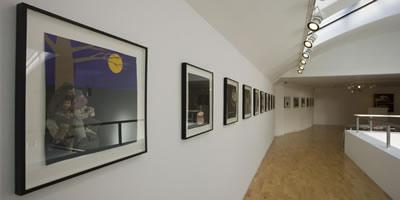 Talbot Rice Gallery - Enrico David: Ultra Paste, installation view, image courtesy the artist