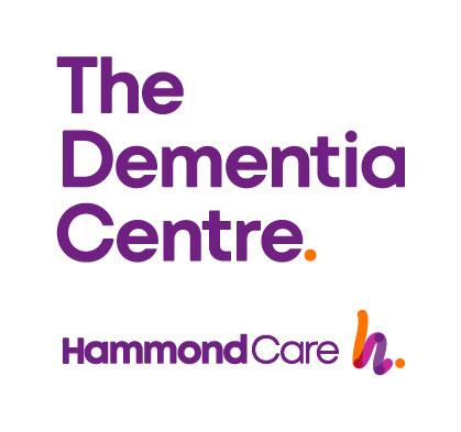 The Dementia Centre Hammond Care logo