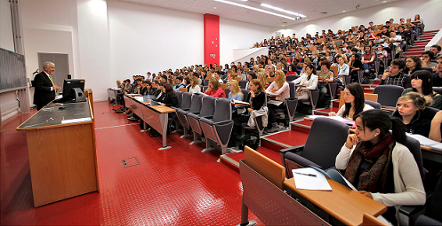 Image of a Teaching Space in Appleton Tower