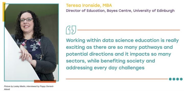 Teresa Ironside Women In Data Interview