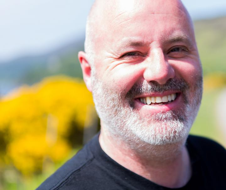 Image of Tim Gray, the new programme manager for the 54 Innovation Projects in 2016/17.